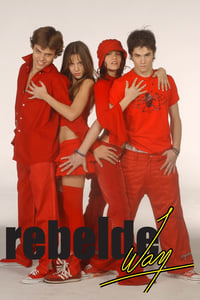 copertina serie tv Rebelde+Way 2002
