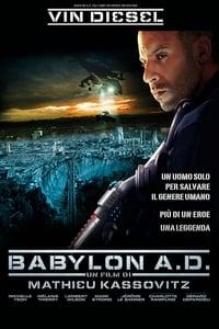 copertina film Babylon+A.D. 2008