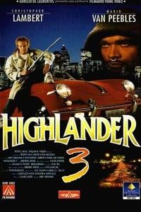 copertina film Highlander+3 1994