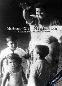 Notes sur l'émigration. Espagne 1960