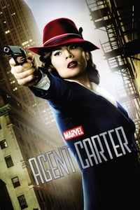 copertina serie tv Marvel%27s+Agent+Carter 2015