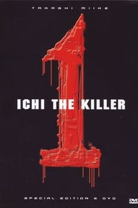 copertina film Ichi+the+Killer 2001