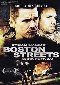 copertina film Boston+Streets 2008