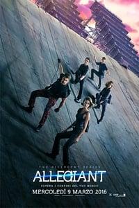 copertina film Allegiant 2016