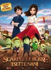 copertina film Scarpette+rosse+e+i+sette+nani 2019