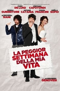 copertina film La+peggior+settimana+della+mia+vita 2011