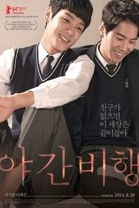 copertina film Night+Flight 2014