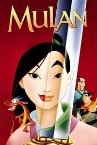 copertina film Mulan 1998