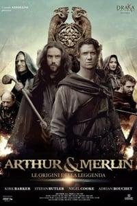 copertina film Arthur+%26+Merlin+-+Le+origini+della+leggenda 2015