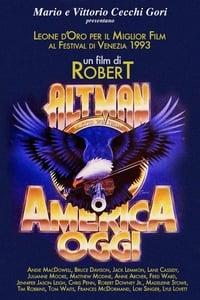 copertina film America+oggi 1993