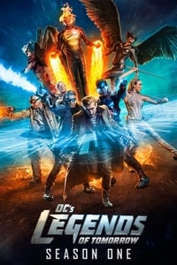 DC's Legends of Tomorrow S01E10