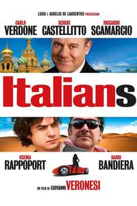 copertina film Italians 2009