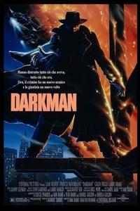 copertina film Darkman 1990