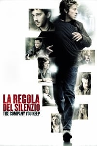 copertina film La+regola+del+silenzio+-+The+Company+You+Keep 2012