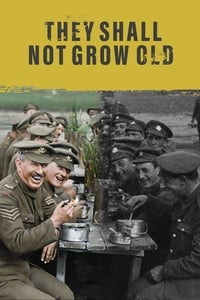 copertina film They+Shall+Not+Grow+Old 2018