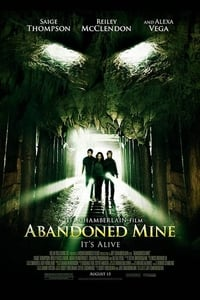 copertina film Abandoned+Mine 2013