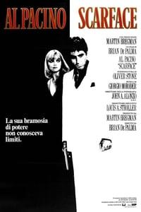 copertina film Scarface 1983
