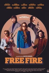 copertina film Free+Fire 2017