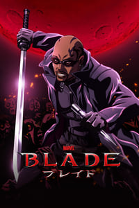 copertina serie tv Blade 2011
