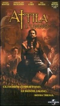 copertina serie tv Attila+L%27unno 2001