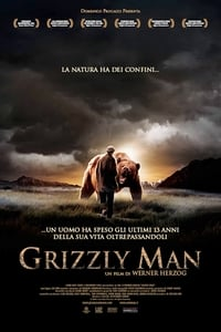 copertina film Grizzly+Man 2005