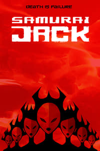 copertina serie tv Samurai+Jack 2001