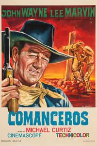 copertina film I+Comanceros 1961