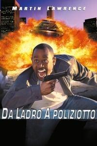 copertina film Da+ladro+a+poliziotto 1999