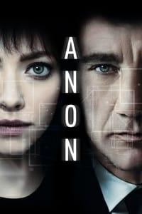 copertina film Anon 2018