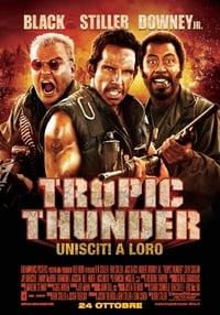 copertina film Tropic+Thunder 2008