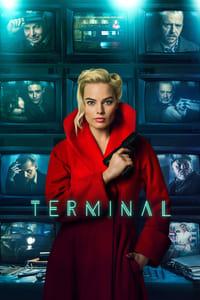 copertina film Terminal 2018