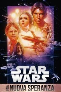 copertina film Guerre+stellari 1977