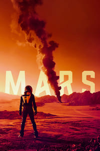 copertina serie tv Marte 2016