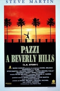 copertina film Pazzi+a+Beverly+Hills 1991