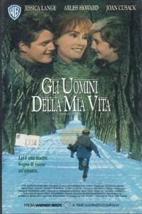 copertina film Gli+uomini+della+mia+vita 1990