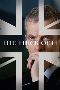 copertina serie tv The+Thick+of+It 2005