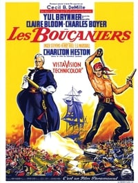 Les boucaniers (1958)
