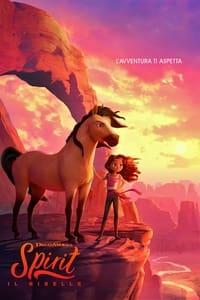 copertina film Spirit+-+Il+ribelle 2021