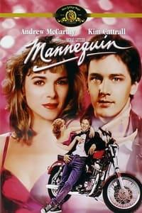 copertina film Mannequin 1987