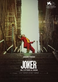 copertina film Joker 2019