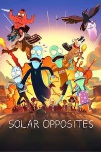 copertina serie tv Solar+Opposites 2020