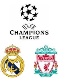 League des champions quart de finale aller REAL MADRID VS LIVERPOOL du 06 04 21 (2021)