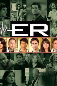 copertina serie tv E.R.+-+Medici+in+prima+linea 1994