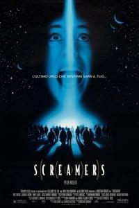 copertina film Screamers+%E2%80%93+Urla+dallo+spazio 1995