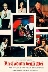 copertina film La+caduta+degli+Dei 1969