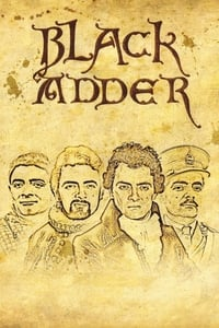 copertina serie tv Blackadder 1983