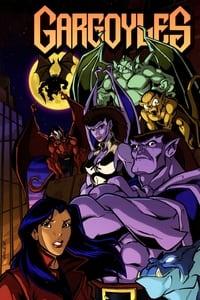 copertina serie tv Gargoyles+-+Il+risveglio+degli+eroi 1994