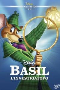 copertina film Basil+l%27investigatopo 1986