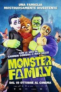 copertina film Monster+family 2017