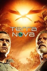 copertina serie tv Terra+Nova 2011